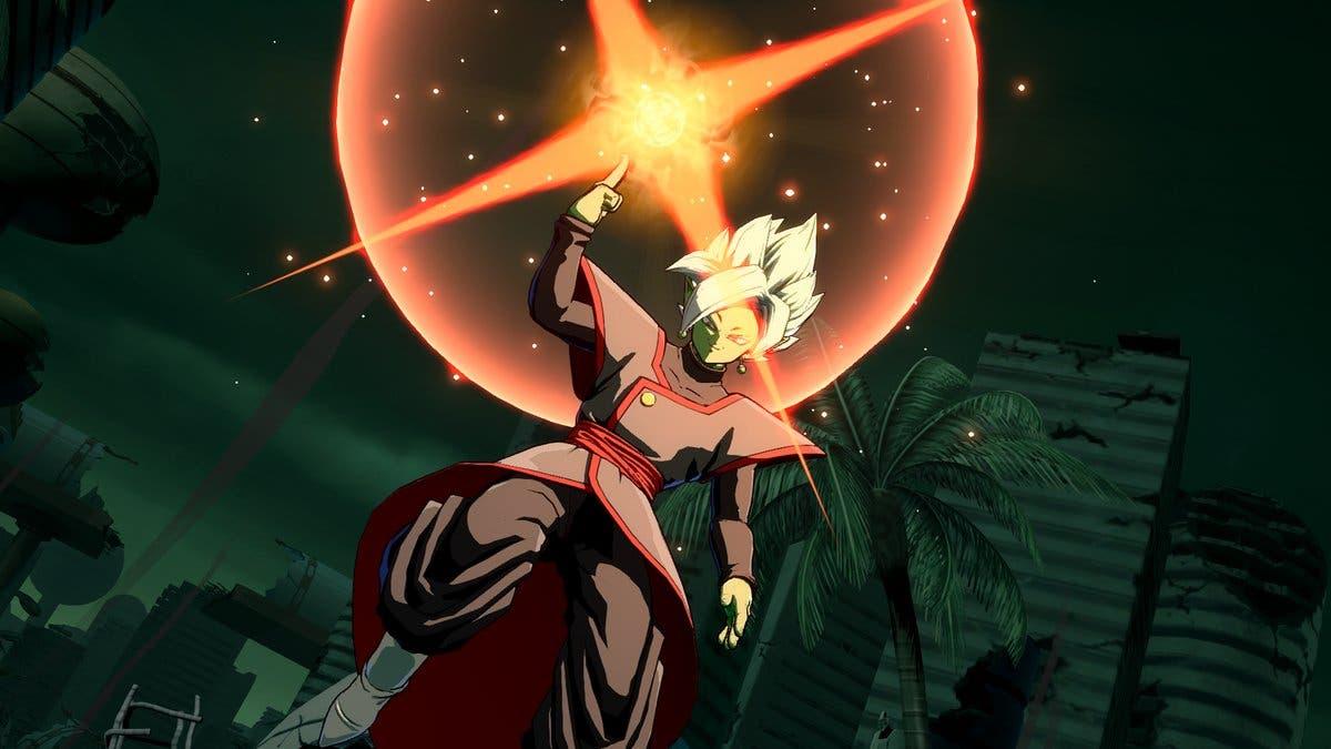 Imagen de Un nuevo trailer de Dragon Ball FighterZ muestra a Zamasu fusionado