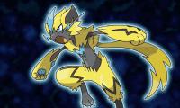 Zeraora desata todo el poder de sus Puños Plasma en Pokémon Ultrasol y Ultraluna