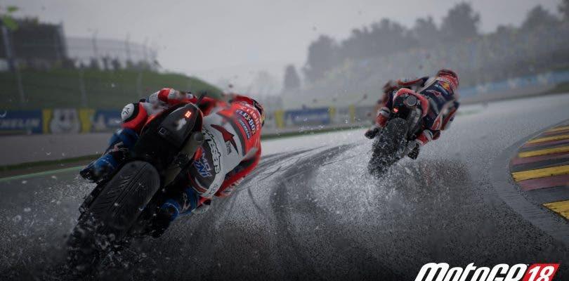 MotoGP 18 ya está en nuestras tiendas y presenta traíler de lanzamiento