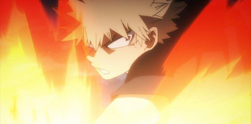 Todos a por Bakugo en el episodio 44 de My Hero Academia