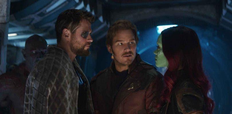 ¿Cuánto tiempo aparece cada personaje en Vengadores: Infinity War?