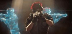 Conoce a Alibi, la nueva agente de defensa de Rainbow Six Siege
