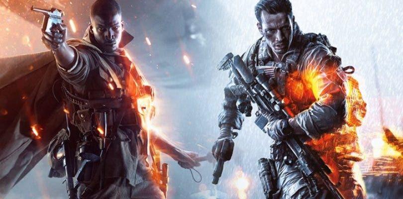 EA está regalando Battlefield1: They Shall Not Pass yBattlefield4: Dragon'sTeeth