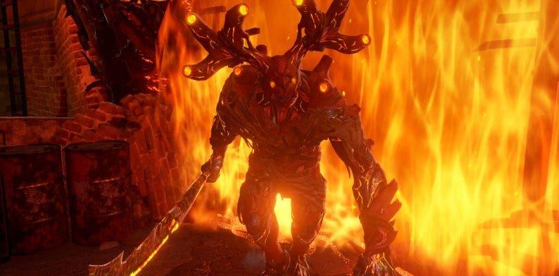 El Blood Veil Stinger se deja ver en una nueva cinemática de Code Vein