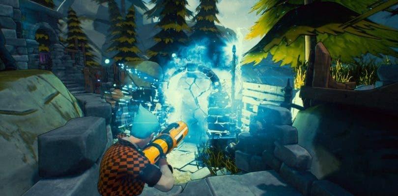 Crazy Justice exhibe un nuevo gameplay en Nintendo Switch