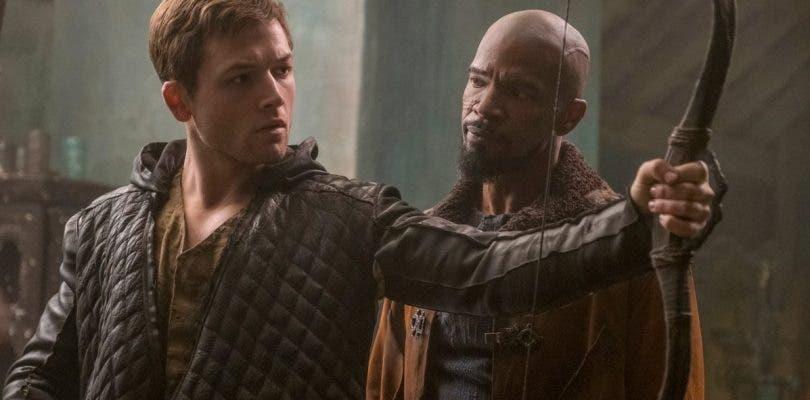 Vuelve el príncipe de los ladrones en el primer tráiler de Robin Hood
