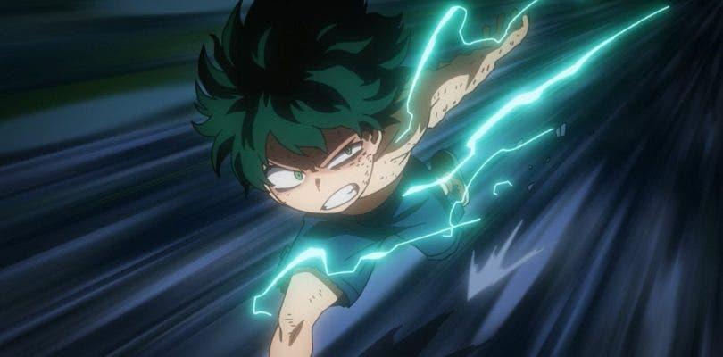 Primeras imágenes de la gran batalla del episodio 43 de My Hero Academia