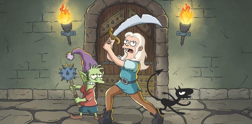 La nueva serie de Matt Groening será como si Los Simpson fornicaran con Juego de Tronos