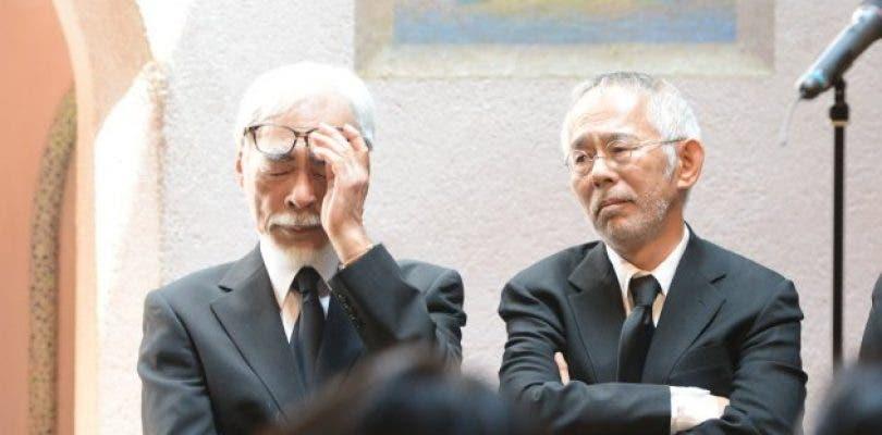 Hayao Miyazaki llora la pérdida de Isao Takahata, cofundador de Studio Ghibli