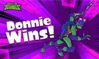Donatello se alza con la victoria en el Splatfest de Splatoon 2