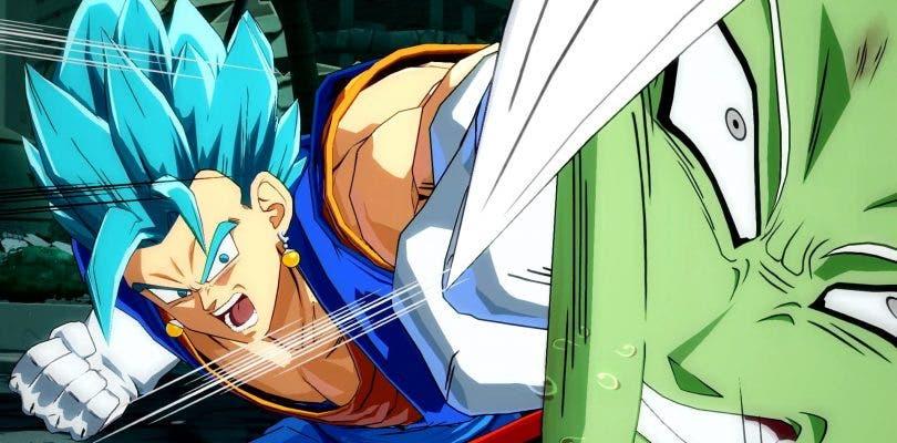 Dragon Ball FighterZ DLC Screen 2