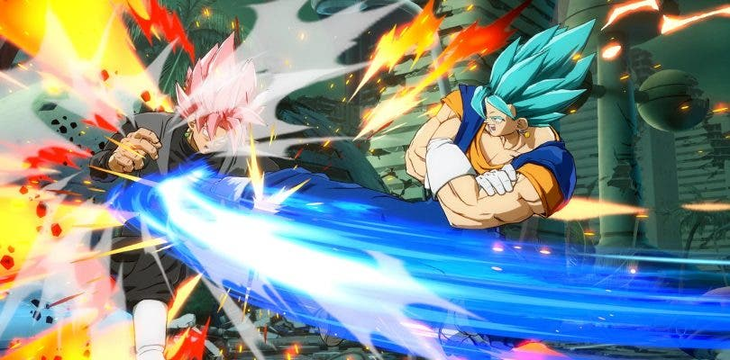 Dragon Ball FighterZ compara sus gráficos de PlayStation 4 y Nintendo Switch