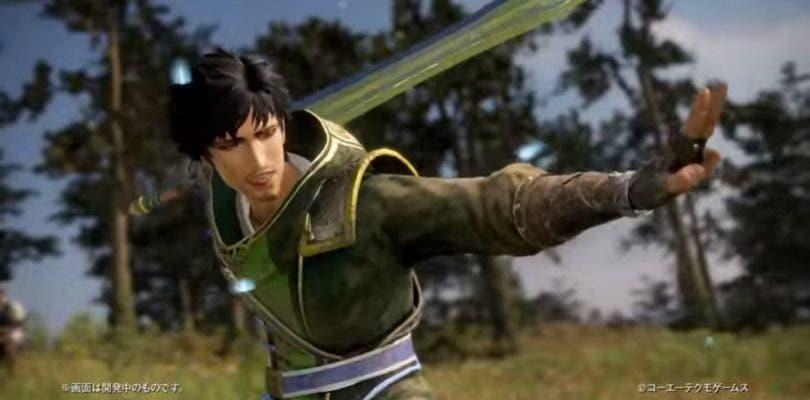 El próximo DLC de Dynasty Warriors 9 se luce en un nuevo tráiler