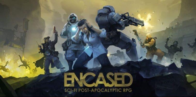 Encased, un nuevo RPG táctico de temática post-apocalíptica para 2019