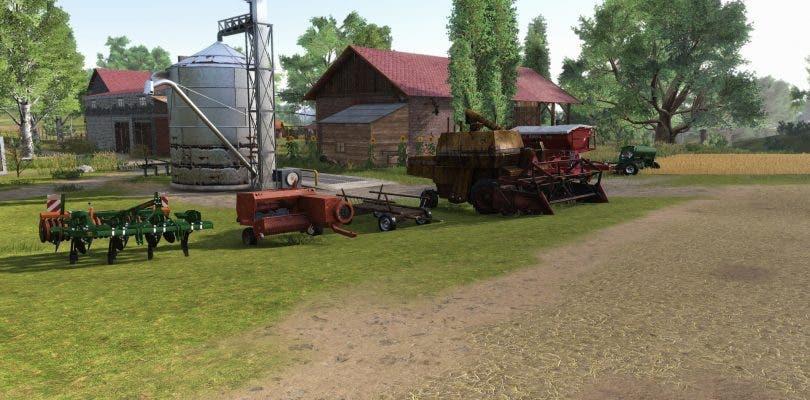 El exitoso Farmer's Dynasty llegará a PlayStation 4, Xbox One y Switch