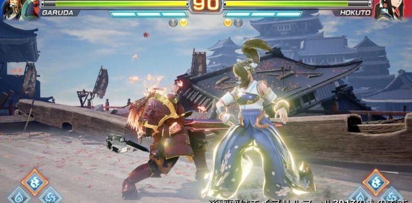 Fighting EX Layer presenta sus mecánicas en un nuevo gameplay