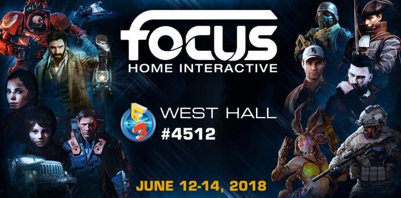Focus Home Interactive confirma los juegos que mostrará en el E3 2018