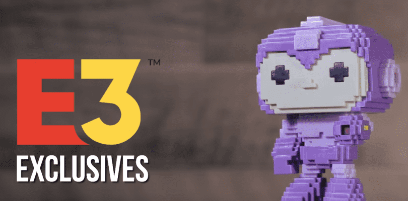 Así son las espectaculares figuras Funko Pop que llegarán durante el E3 2018