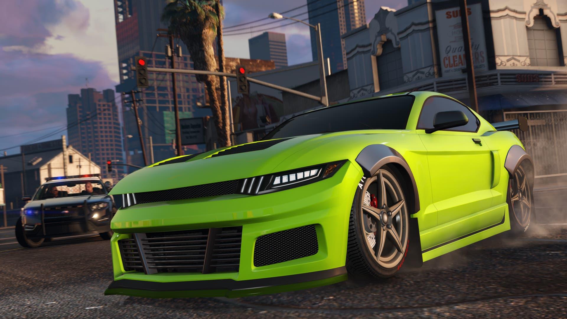 Imagen de GTA Online recibe dos nuevos vehículos y regala 1.000.000 GTA$ esta semana