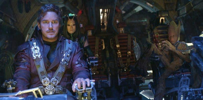 James Gunn confirma el título definitivo de Guardianes de la Galaxia 3
