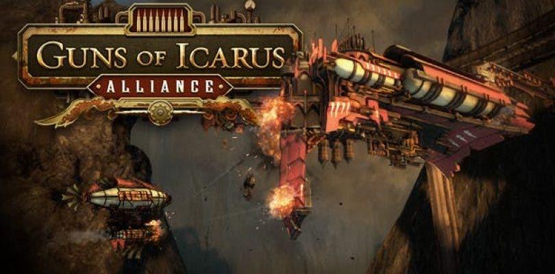 Consigue gratis Guns of Icarus Alliance por tiempo limitado en Steam