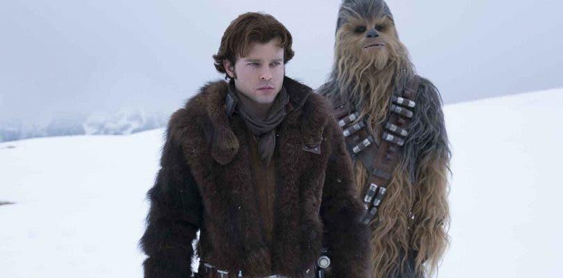 El spin-off de Han Solo naufraga en taquilla y rebaja las predicciones