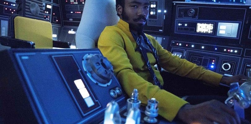 El Halcón Milenario hace su magia en el nuevo clip del spin-off de Han Solo