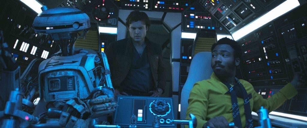 Imagen de Disney perdería más de 50 millones de dólares por el spin-off de Han Solo