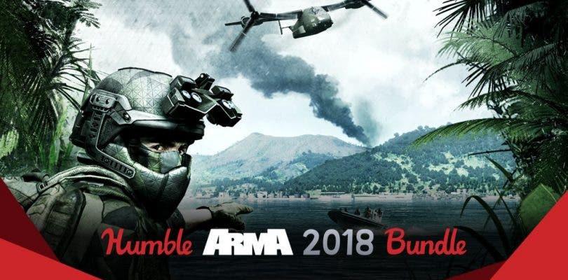La saga ARMA protagoniza el nuevo Humble Bundle
