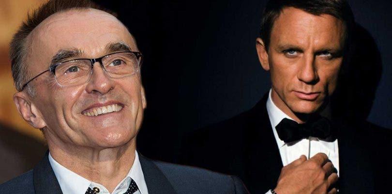 Danny Boyle dirigirá oficialmente James Bond 25