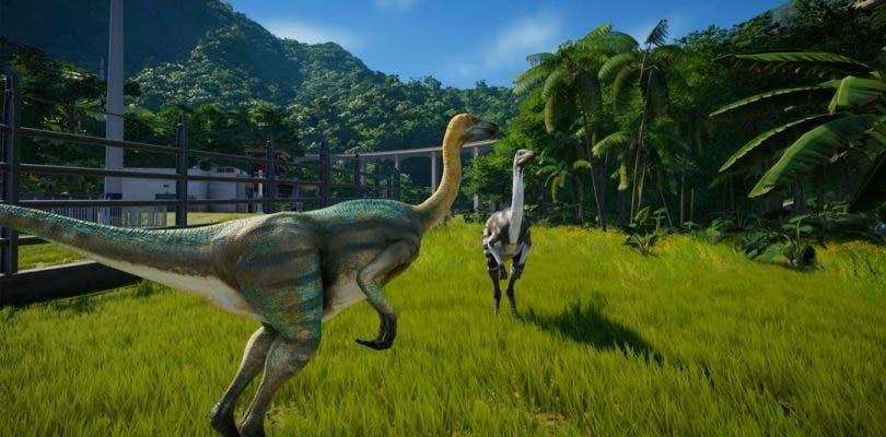 Jurassic World Evolution se luce en 20 minutos de gameplay