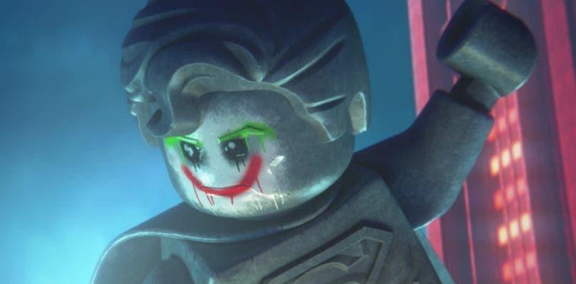 Anunciado oficialmente LEGO DC Super-Villains