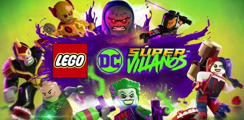 LEGO DC Súper-Villanos llegará este octubre a Switch, PS4, Xbox One y PC