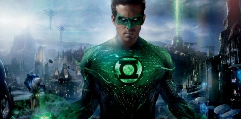 Ryan Reynolds no ha visto entero el filme de Linterna Verde en el que participó