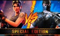 Sub-Zero y Scorpion son recreados como personajes de Fortnite