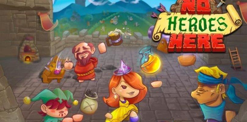 No Heroes Here estrena nuevo tráiler y confirma fecha de lanzamiento