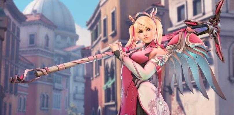 Sony retiene una parte de los beneficios por la skin benéfica de Mercy