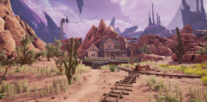 Obduction, de los creadores de Myst, se actualizará a PlayStation VR hoy