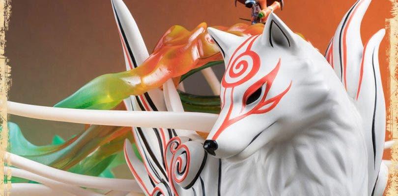Shiranui el personaje de Okami se luce en una nueva figura