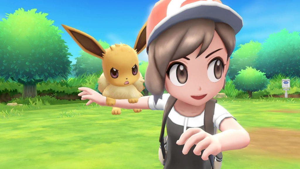 Pokémon Let´s Go, Pikachu!