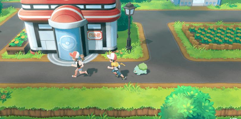 Pokémon: Let's Go, Pikachu! y Let's Go, Eevee! no fomentarán la competición