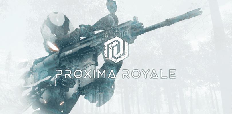 Un nuevo battle royale de ciencia ficción está en camino, Proxima Royale