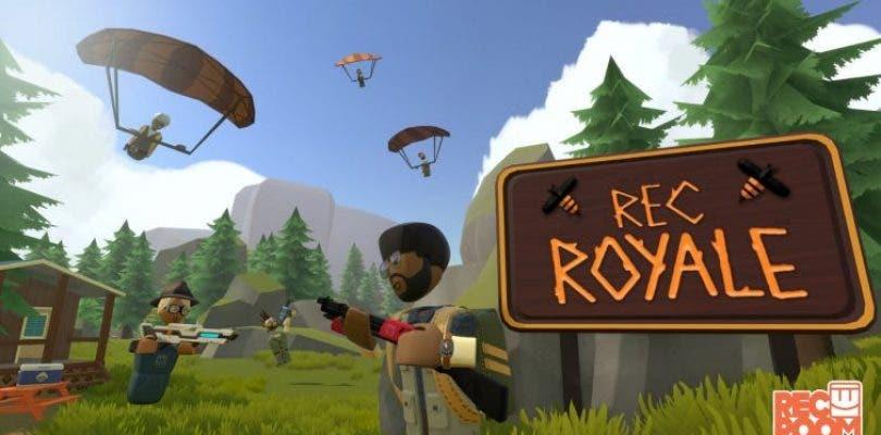 El título de realidad virtual Rec Room contará con un modo Battle Royale
