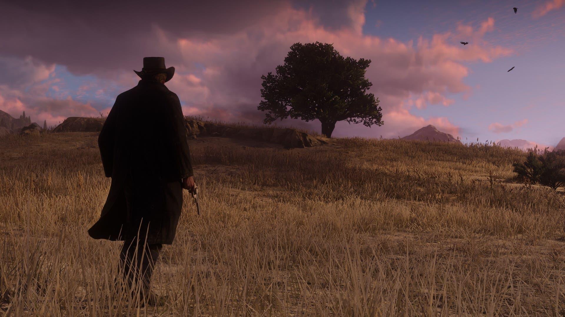 Imagen de Así puedes evitar el daño por caída en Red Dead Redemption 2: vomitando