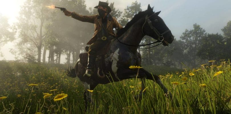 Impresiones en vídeo del primer gameplay de Red Dead Redemption 2