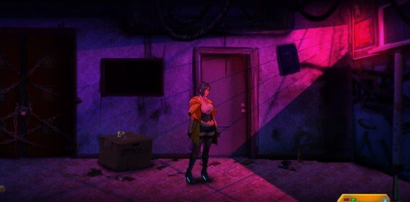 El terror psicológico en 2D de Sense: A cyberpunk Ghost Story logra su objetivo de financiación