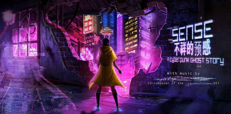 Presentado Sense: A Cyberpunk Story, una aventura Point and click en 2.5D