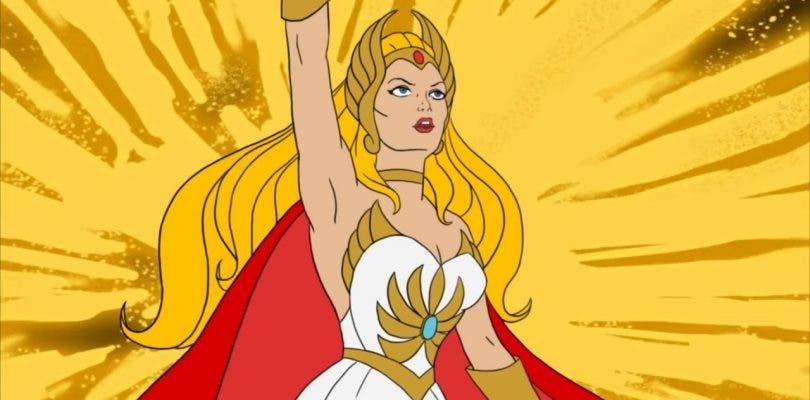 Netflix revela reparto, sinopsis y, primer póster del remake de She-Ra