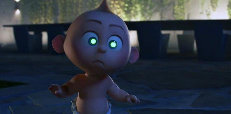 Jack-Jack muestra sus poderes en el nuevo tráiler de Los Increíbles 2