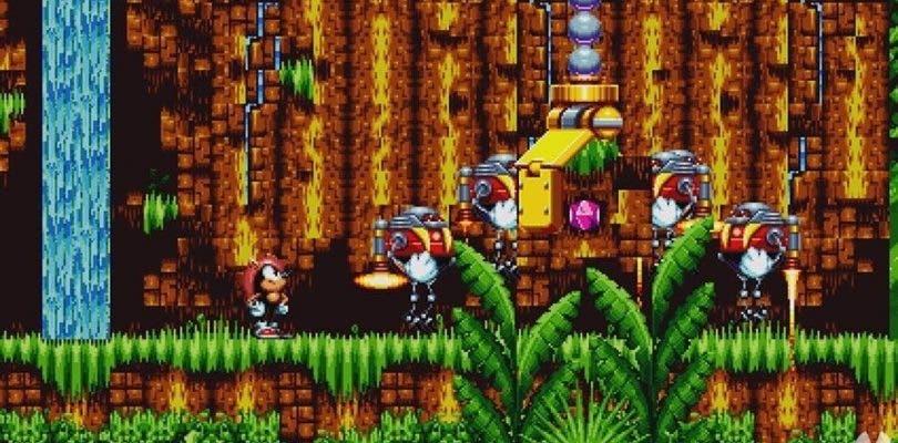 Nuevas imágenes de Sonic Manía Plus que nos preparan para su llegada en físico